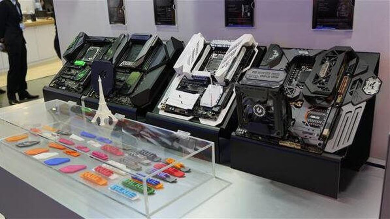 Featured image of ASUS Lets You Customize Motherboard, GPU And Peripherals