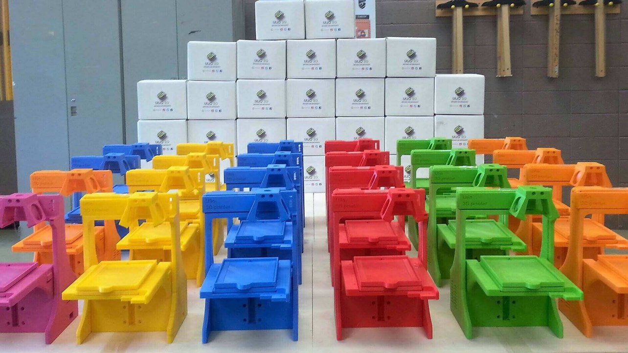 Featured image of ULIO Interview: All About the 3D Printer You Can 3D Print