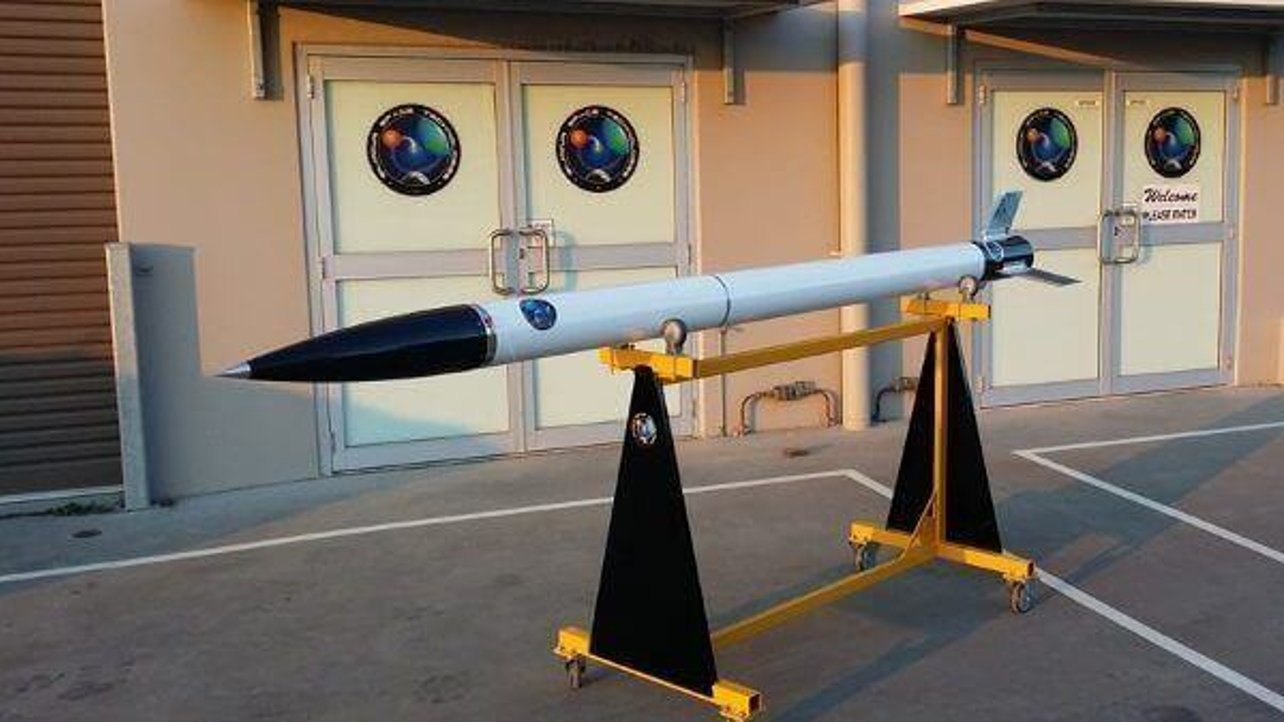 Featured image of Singapore Startup Launch Rocket With 3D Printed Fuel