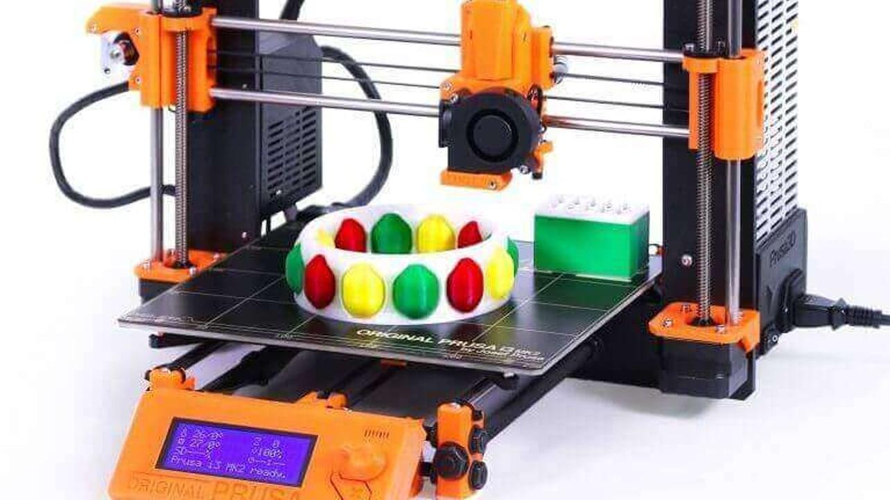 Featured image of Original Prusa i3 MK2 Multi-Material Upgrade