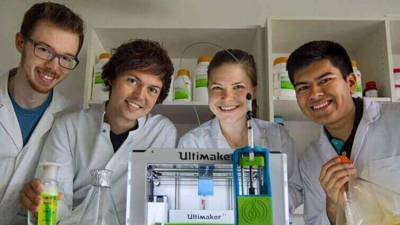Featured image of German Students Develop Improved 3D Printable Bio-Ink