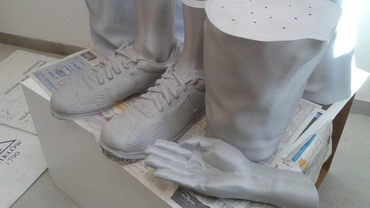 Featured image of 3D Printed Robert Lewandowski to Break Guinness World Record?
