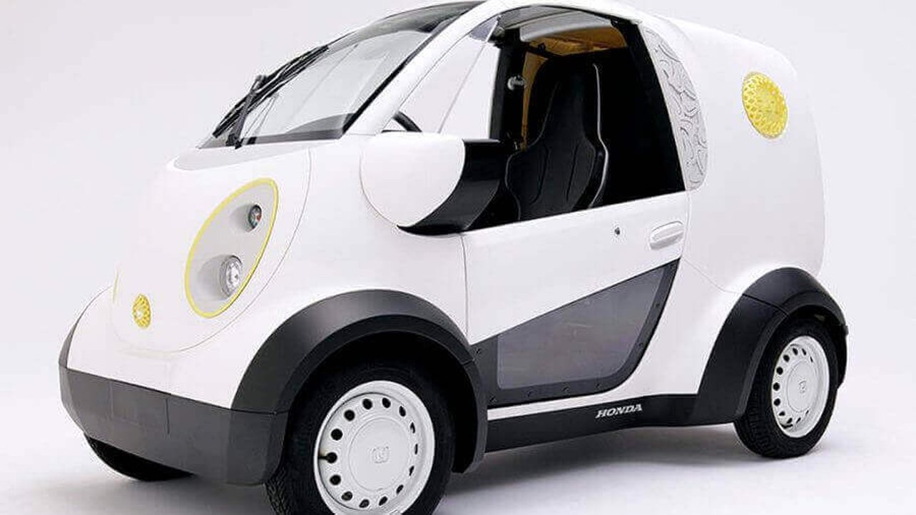 Featured image of Honda's Custom Cookie Car has a 3D Printed Body