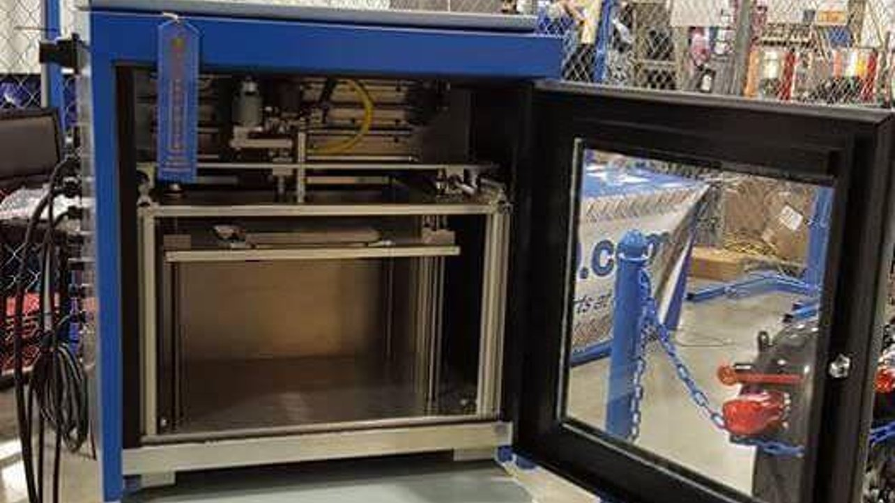 Featured image of Ability3D's Metal Desktop 3D Printer Could Be a Game-Changer