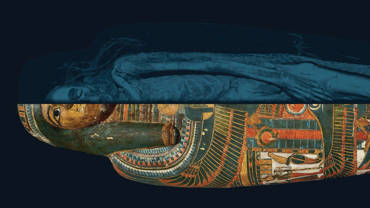 Featured image of 3D Scanning & 3D Printing Unwraps Ancient Mummy Secrets