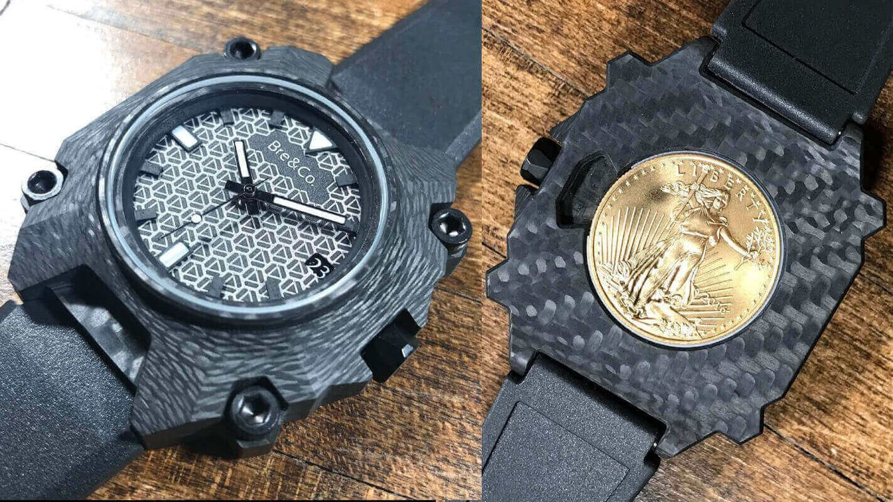 Featured image of Insight into Origami Watch Design Process from Bre & Co