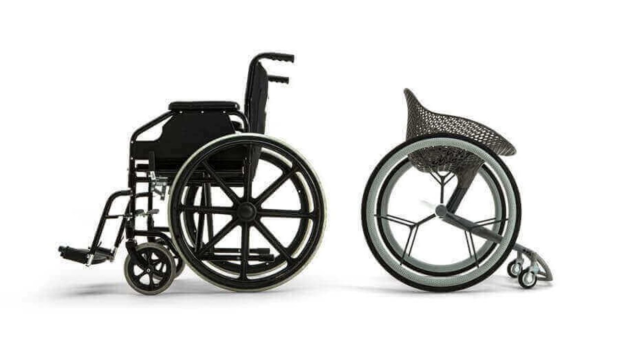 Featured image of Layer are Building Better Wheelchairs with 3D Printing