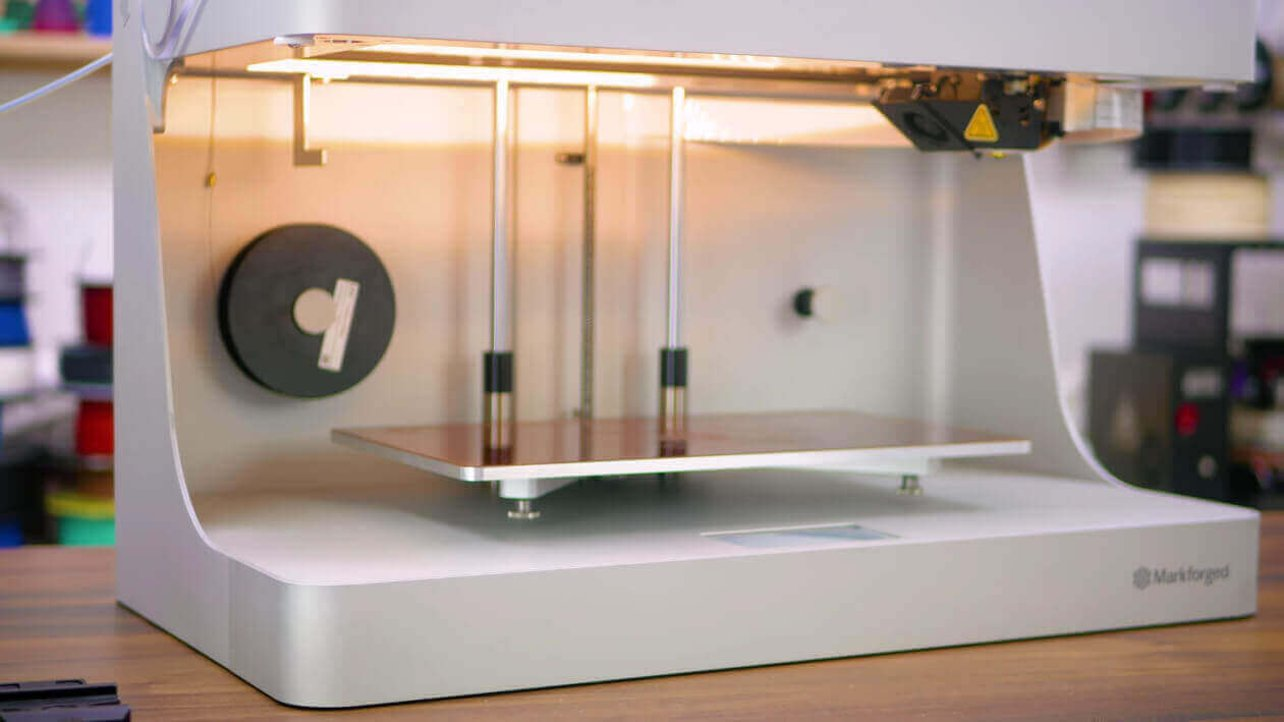 Featured image of Carbon Fiber 3D Printer: Markforged Mark Two Review