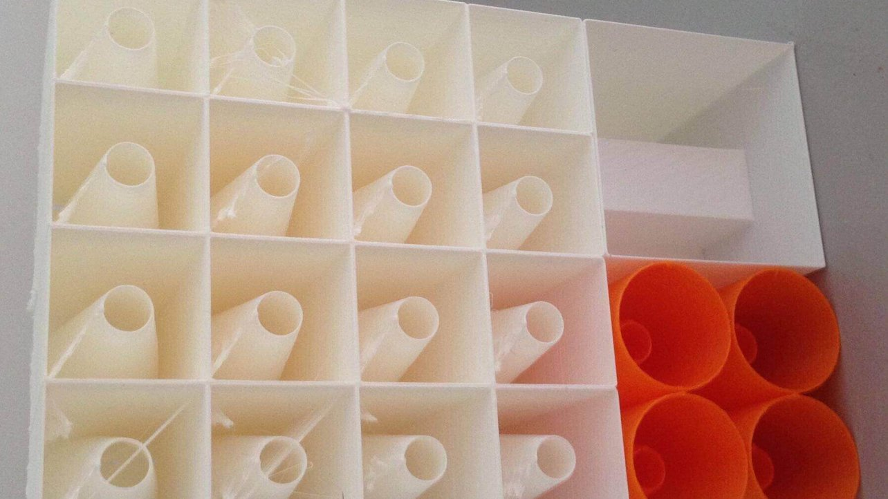 Featured image of 3D Printed Sound Absorbers Will Bring Relief To Your Ears
