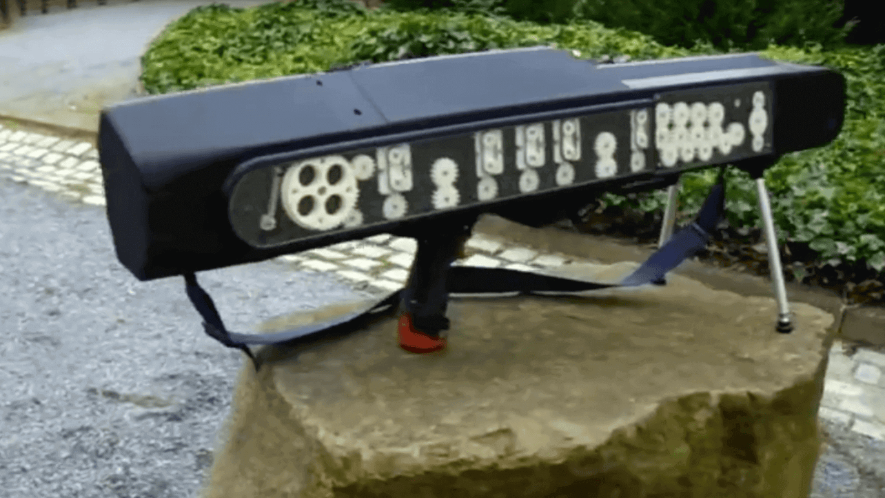 Featured image of 3D Printed Paper Airplane Gun Fires 120 Planes per Minute