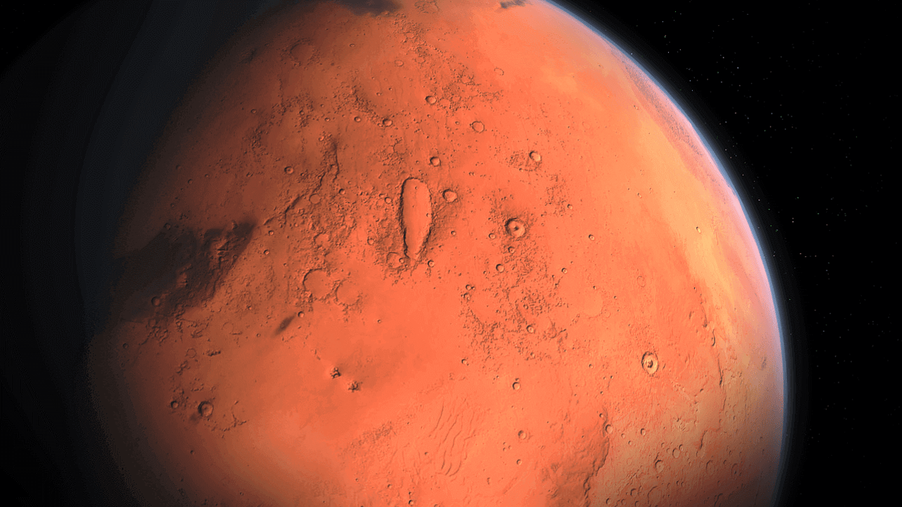 Featured image of UCF and NASA to 3D Print Human Habitats with Martian Soil