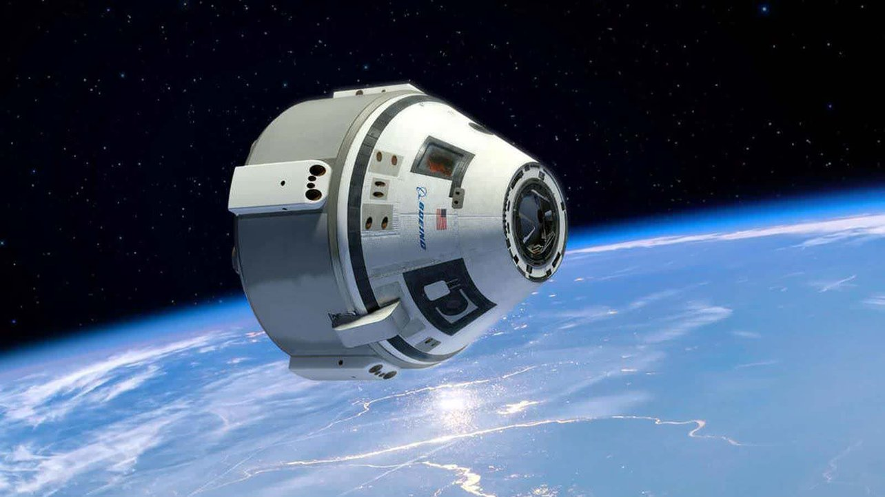 Featured image of Boeing's Space Taxi Will Use More than 600 3D Printed Parts