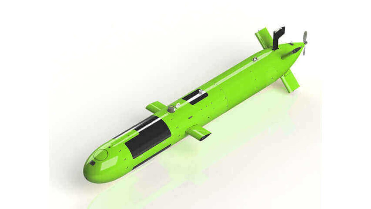 Featured image of Sciaky 3D Prints Metal Tank For Arctic Submarine