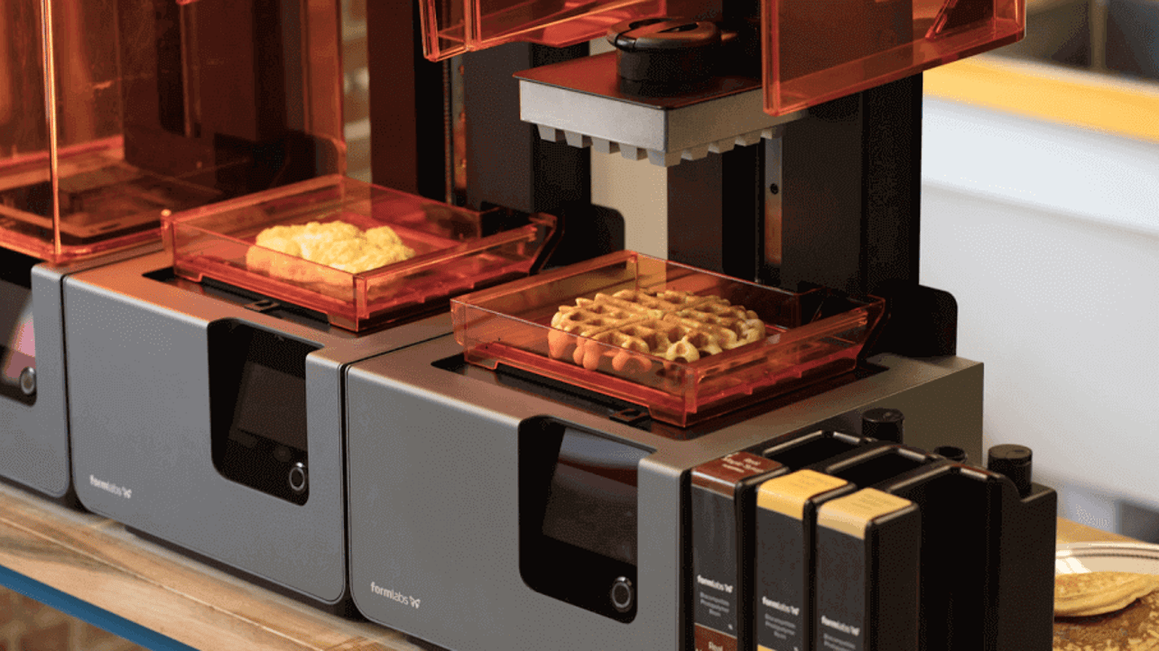 """Featured image of Formlabs Is Cooking With New Form 2 """"Breakfast Extensions"""""""
