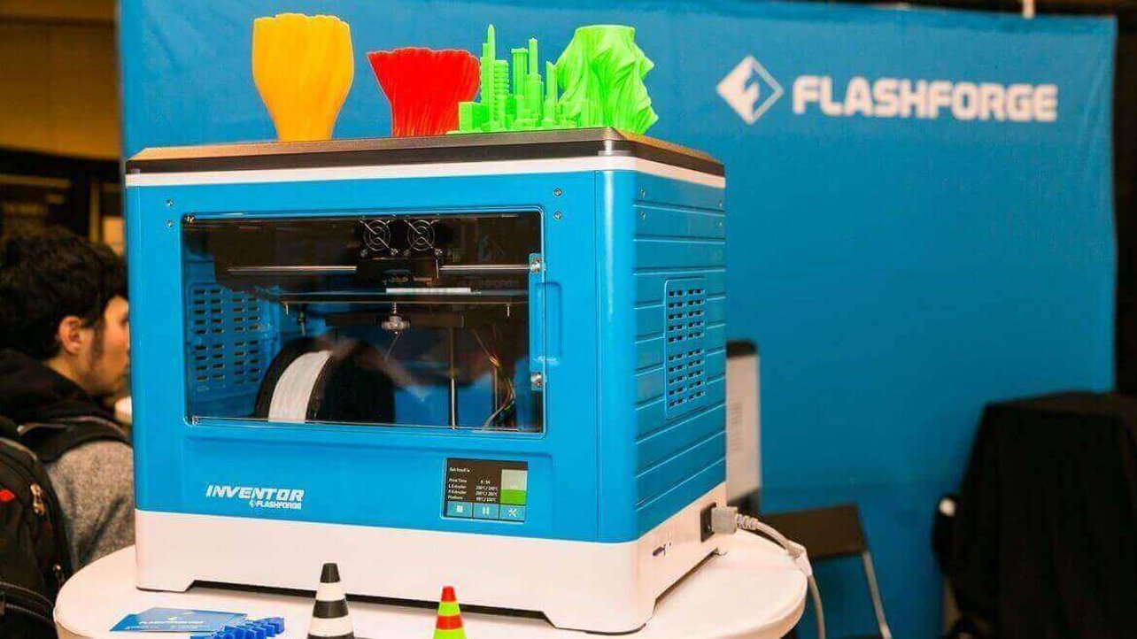 Featured image of FlashForge Targets Education With Inventor 3D Printer Line