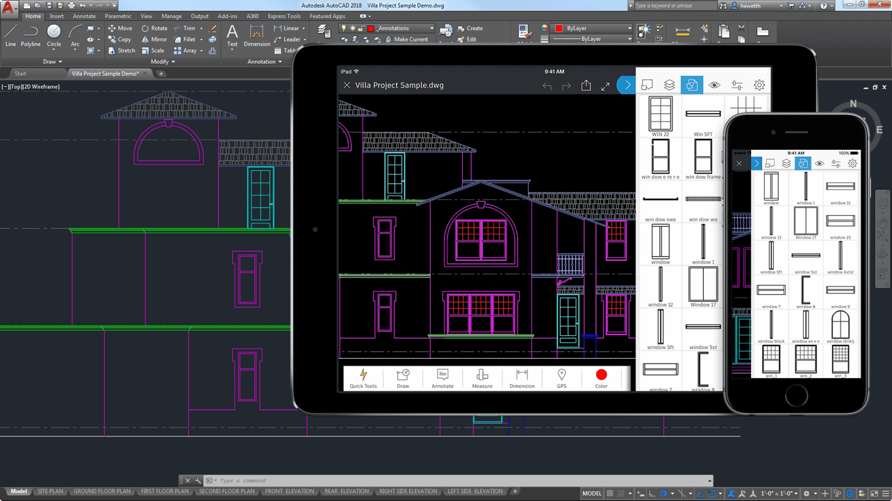 Featured image of 2019 AutoCAD Tutorial – 6 Easy Steps for Beginners