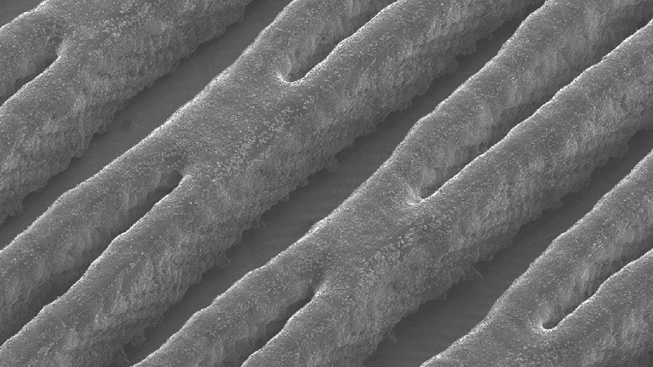 Featured image of IBM & ETH Zurich 3D Print Liquid Batteries To Enhance Energy Storage