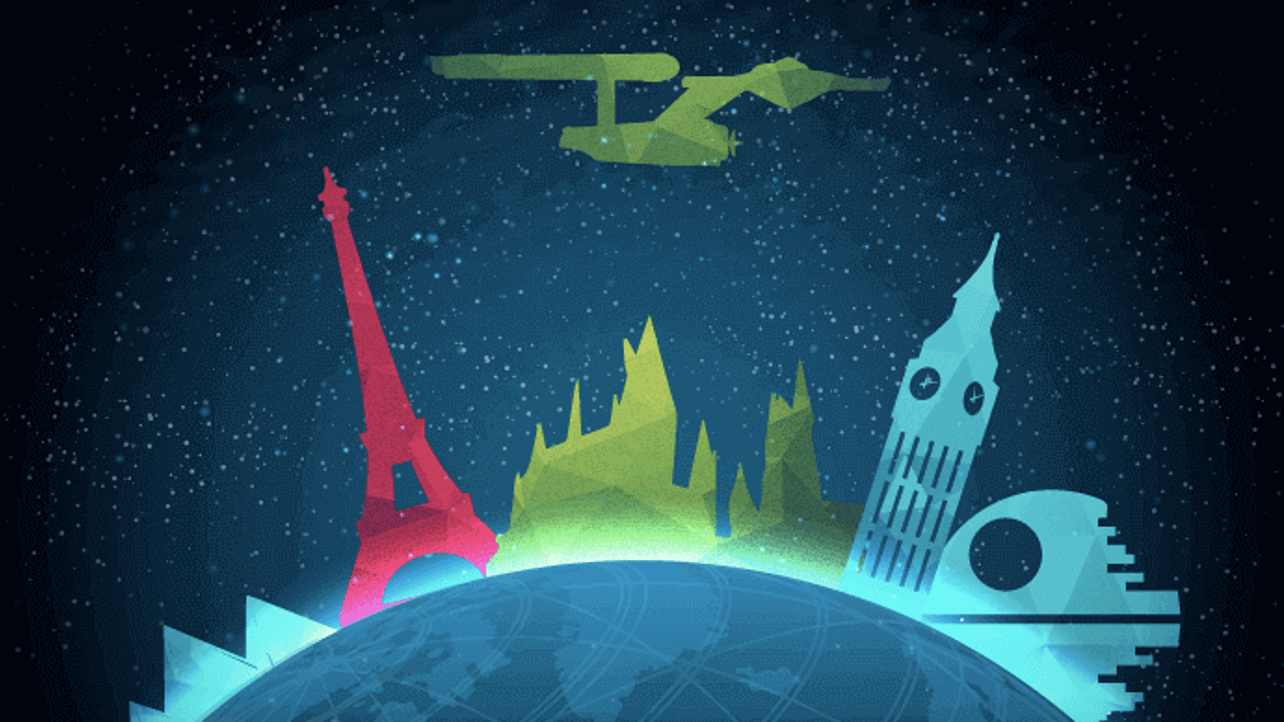Featured image of How Long it Would Take to 3D Print These Famous Landmarks?