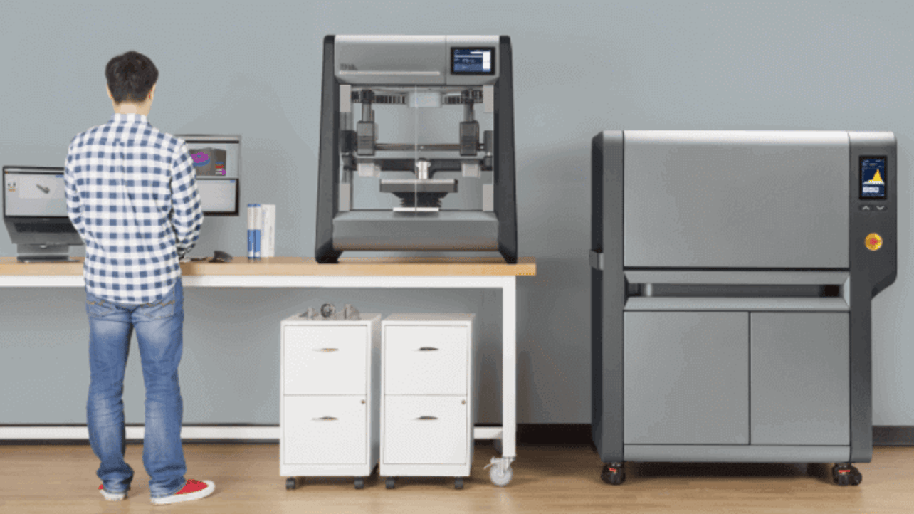 Featured image of Desktop Metal Debuts Two Revolutionary 3D Printers