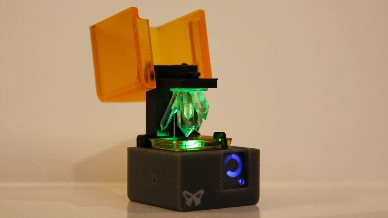 "Featured image of Create Your Own ""Baby"" Formlabs 3D Printer With Form 2"