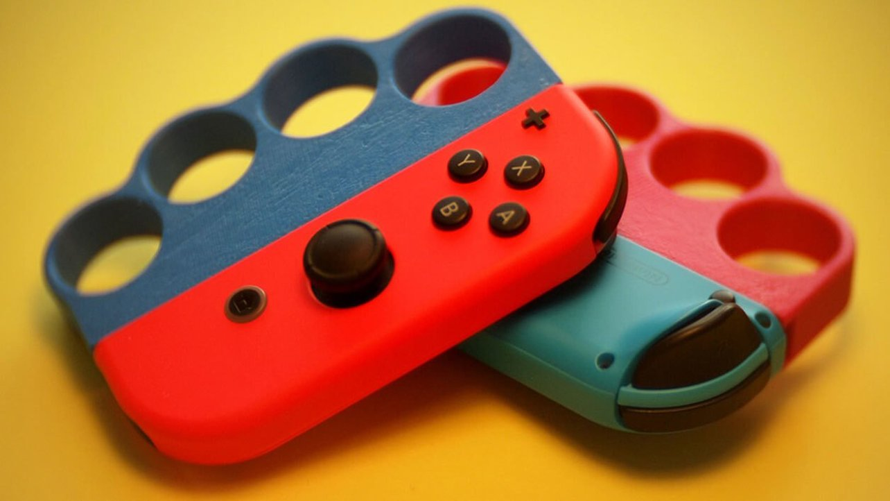 Featured image of 50 Fantastic Nintendo Switch Mods to 3D Print