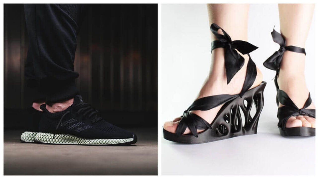 Featured image of 3D Printed Shoes: An Overview
