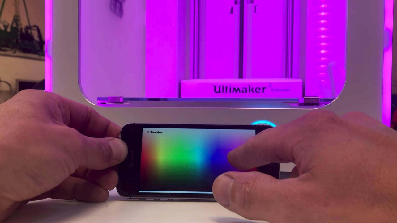 Featured image of This Hack Turns Your Ultimaker 3 into an Ambient Light