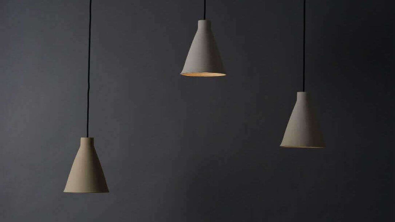 Featured image of This Ceramic Lampshade Shows 3D Printing in its Best Light