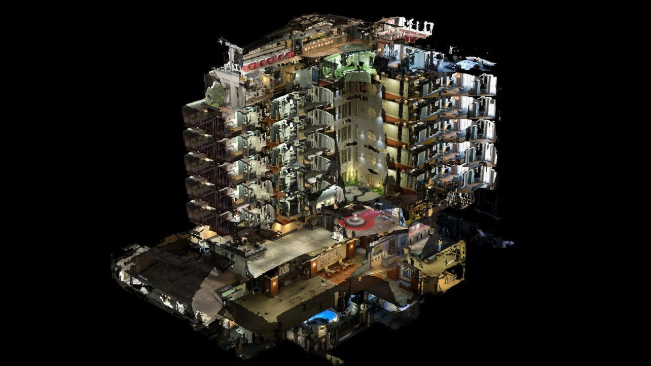 Featured image of Oddviz 3D Imaging Technique Lets You Peek Inside Buildings