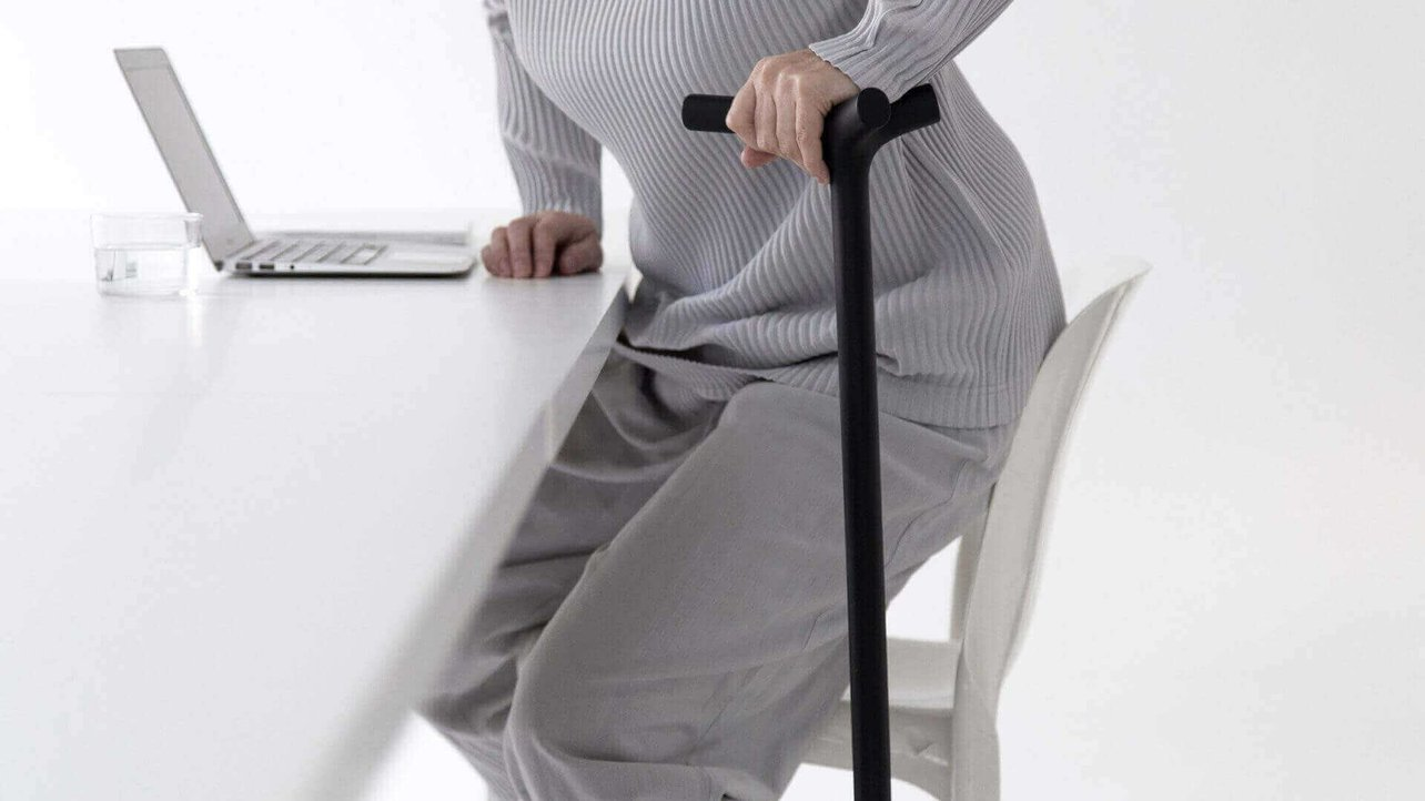 Featured image of Shiro Studio 3D Prints Stylish and Practical ENEA Walking Stick