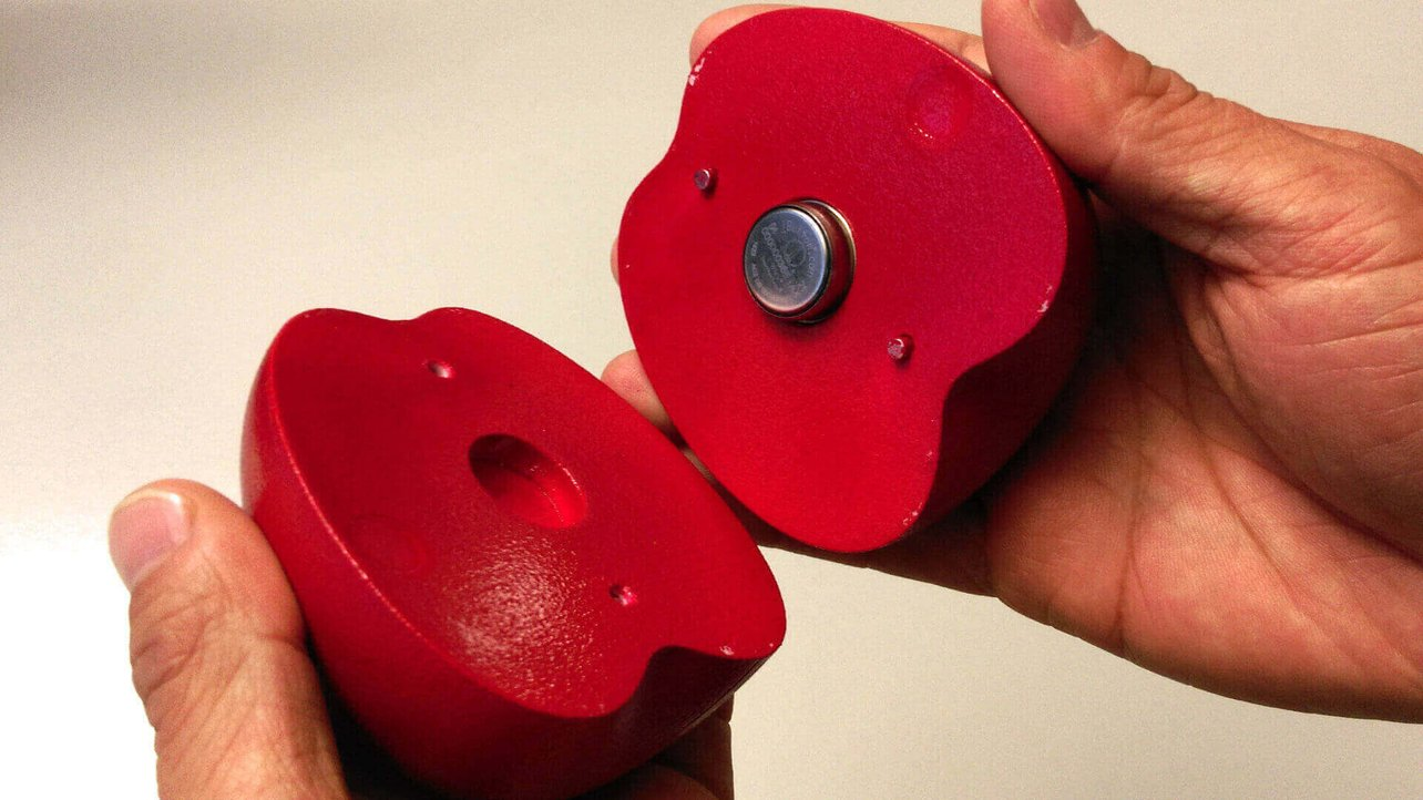 Featured image of Researchers Invent 3D Printed Apple to Monitor Fruit in Transit