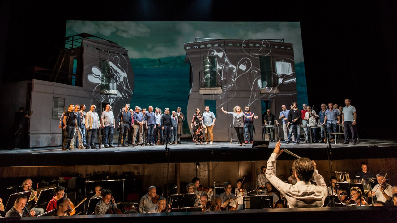 Featured image of WASP Debuts World's First 3D Printed Stage Dressing for Rome's Opera House