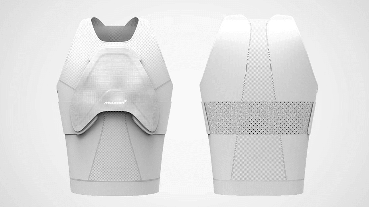 Featured image of Project Invincible is a 3D Printed Shield for Post Surgery