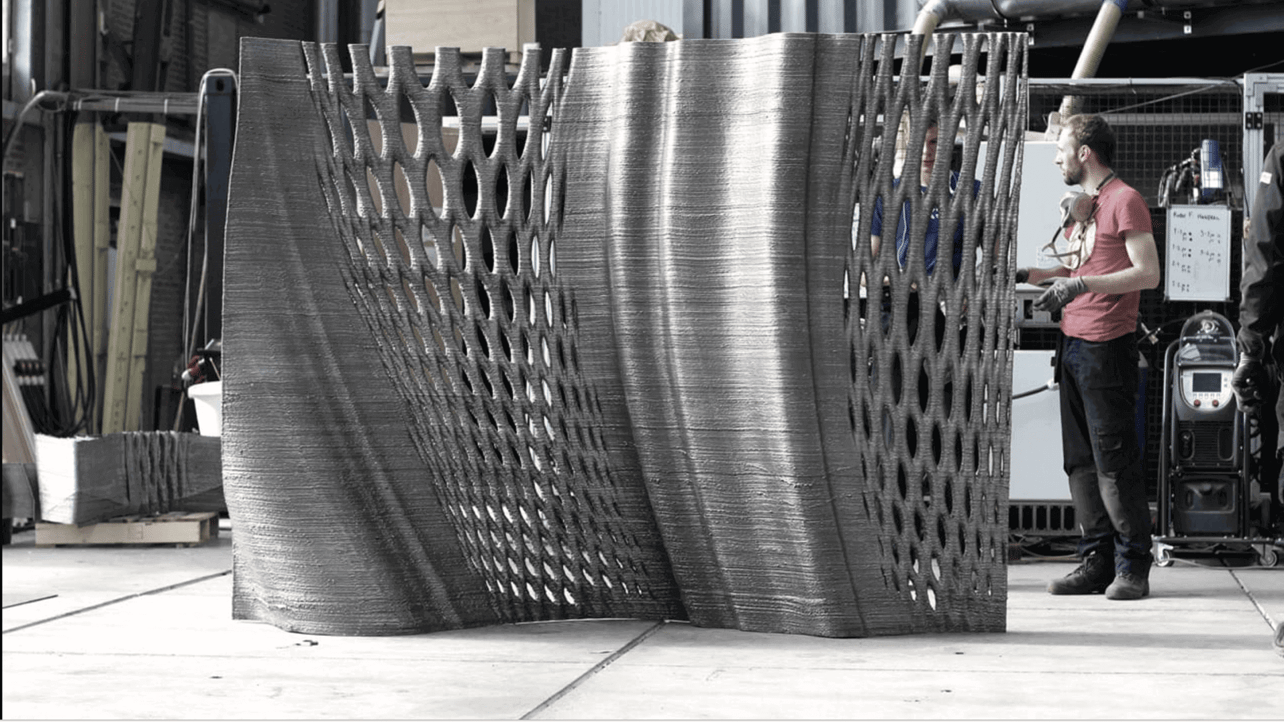 Featured image of MX3D's Long-Awaited 3D Printed Bridge Project Evolves & Progresses On