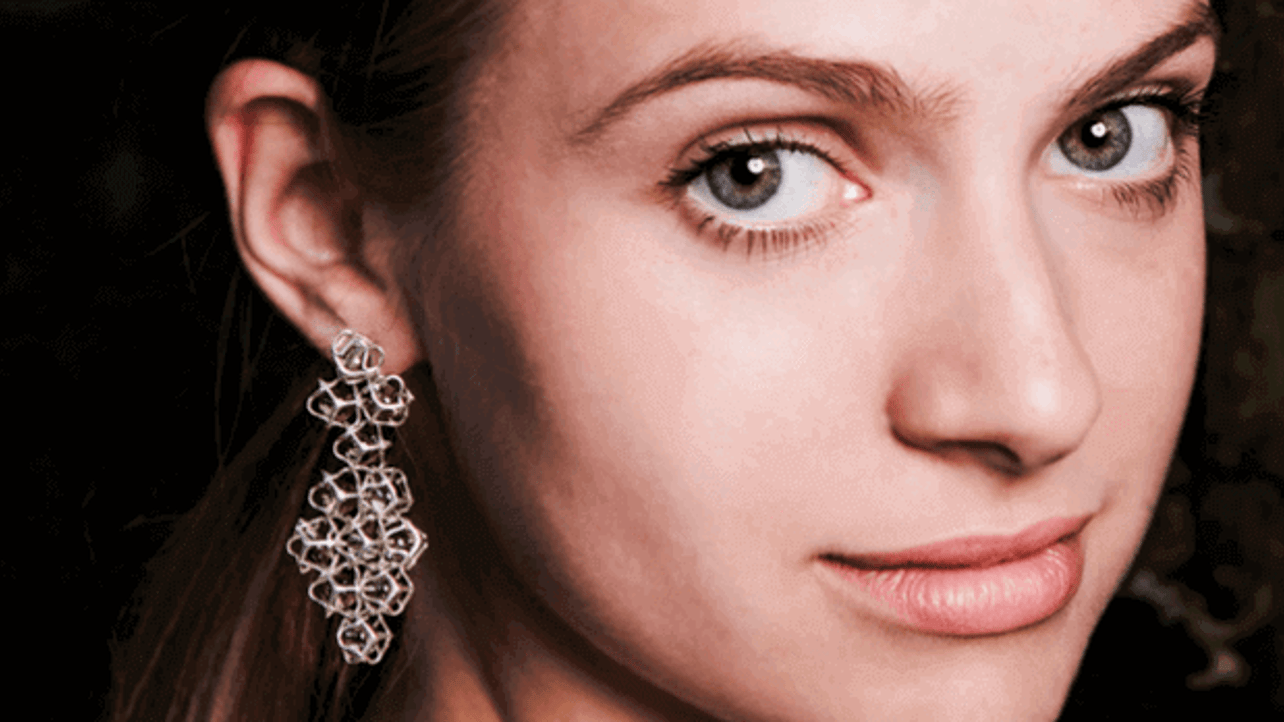 """Featured image of Boltenstern Launches 3D Printed Gold and Platinum """"EMBRACE"""" Jewelry Collection"""
