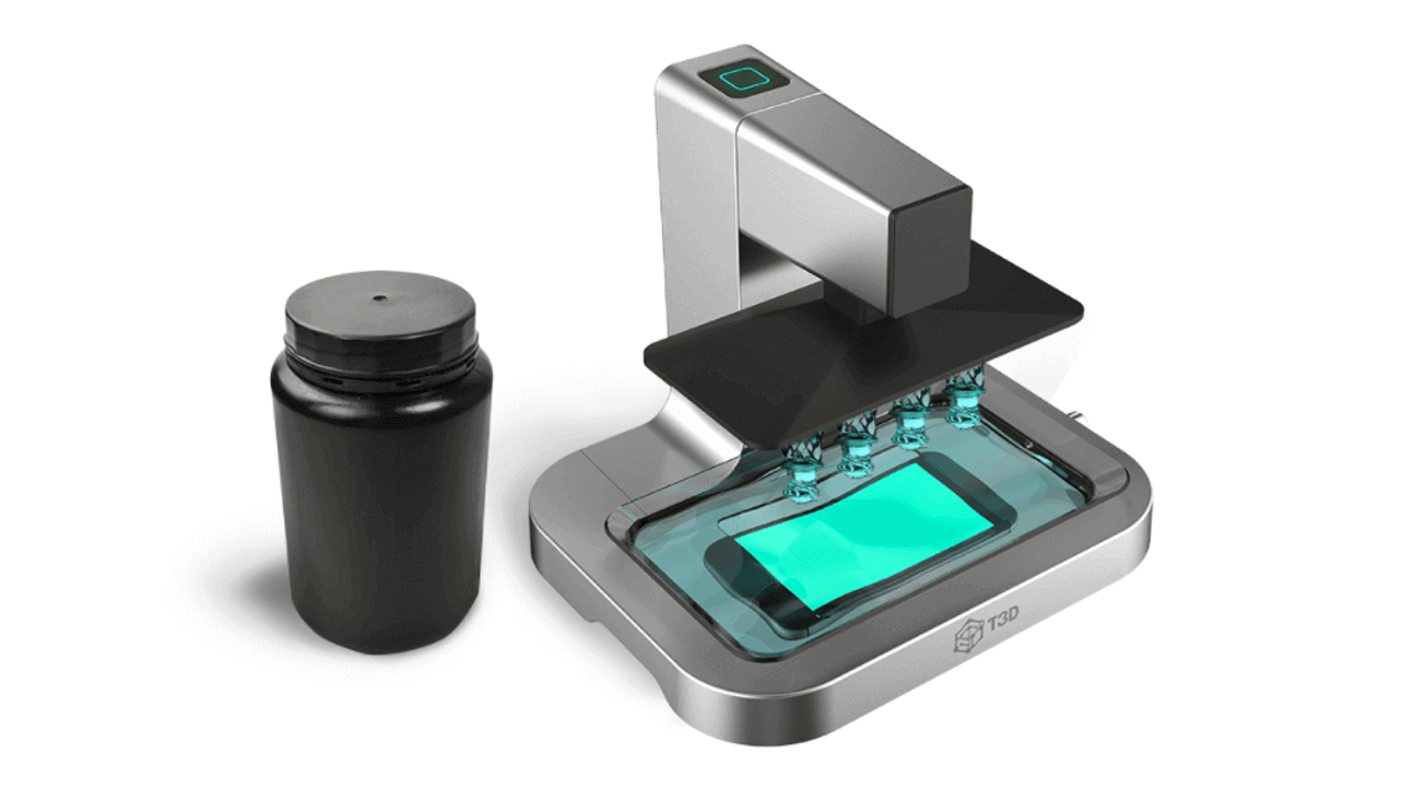 Featured image of T3D Smartphone 3D Printer: The Real Deal Or Another ONO?