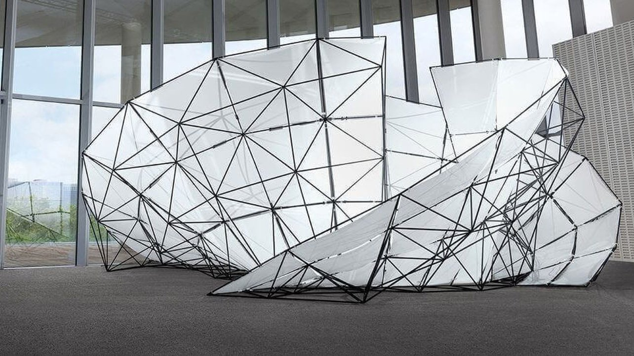 Featured image of Formlabs 3D Prints Pavilion Structure for FUSE 2017 Conference