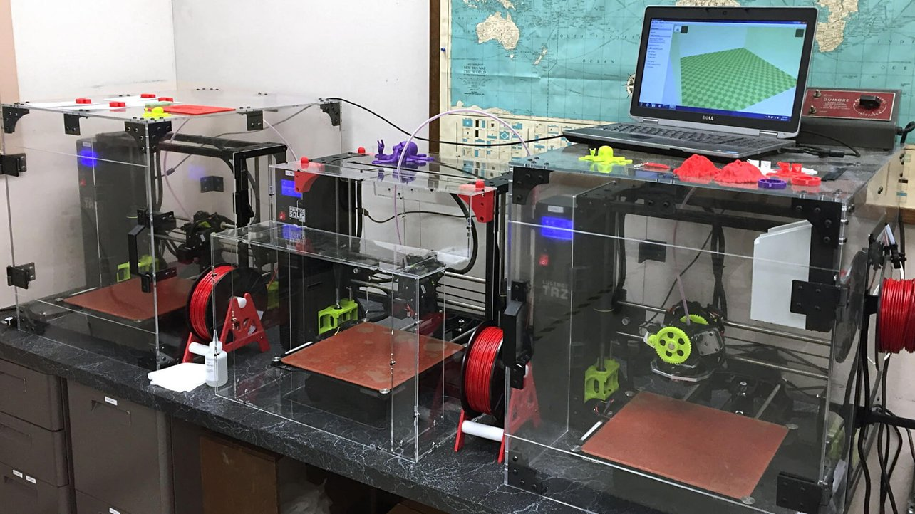 Featured image of Waterpik is 3D Printing for Fun and Profit with LulzBot