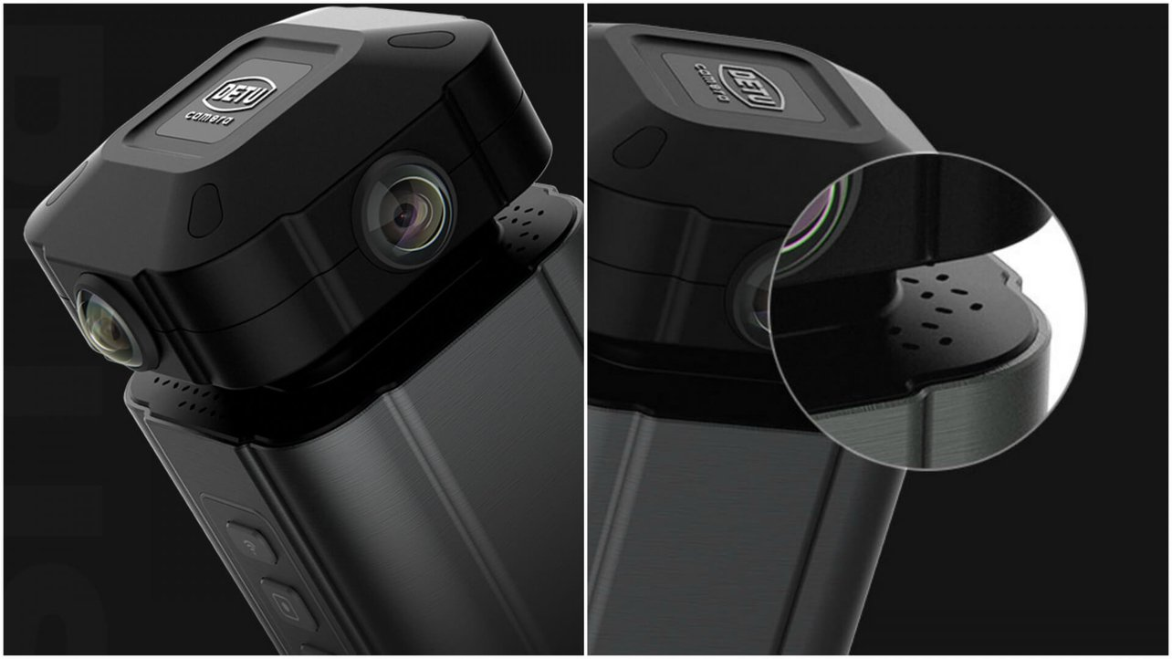 Featured image of Detu to Release 8K 360 Degree VR Camera
