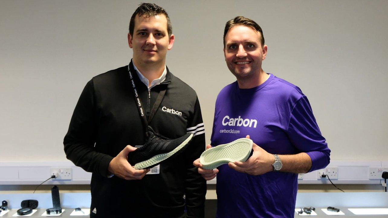 Featured image of Carbon Talks Adidas Collaboration and Bringing 3D Printing to the Serial Production Stage