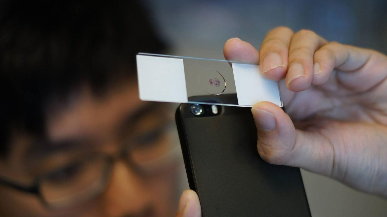 Featured image of Researchers Turn Smartphone into a Microscope
