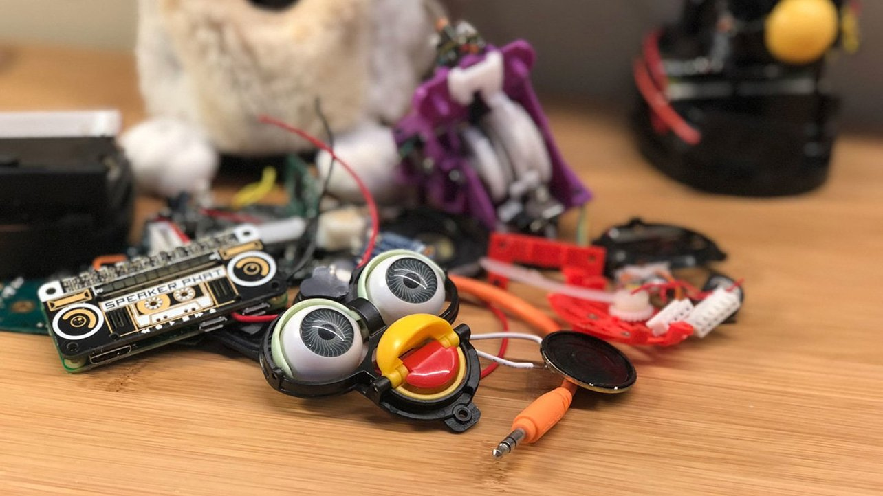 Featured image of Make Your Own Amazon Alexa-Enabled Furby