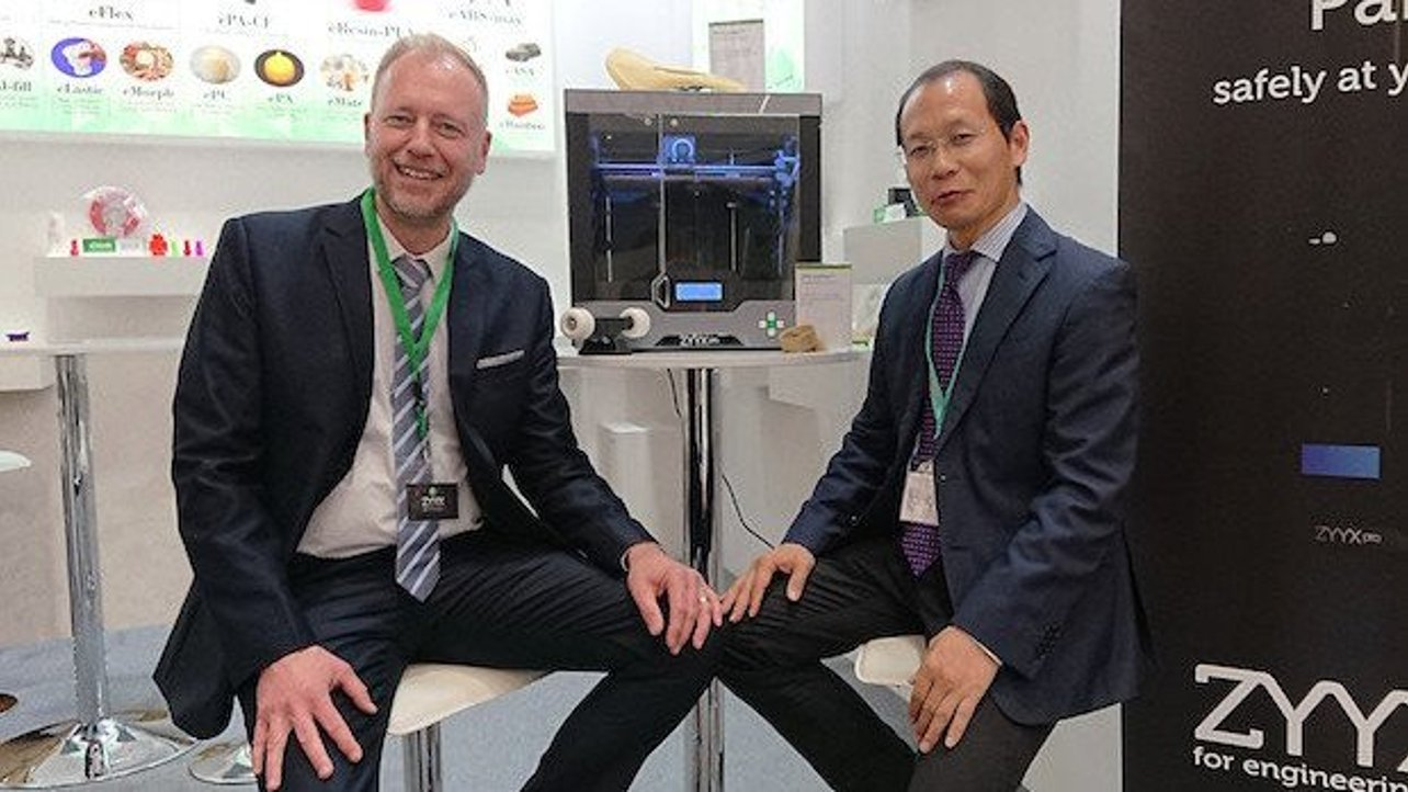 Featured image of eSun and ZYYX Begin A Strategic Sales and R&D Partnership