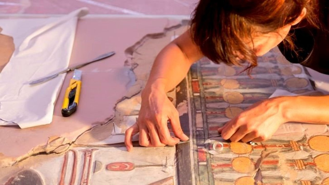 Featured image of 3D Printings Brings Ancient Egyptian Tomb Back to Life