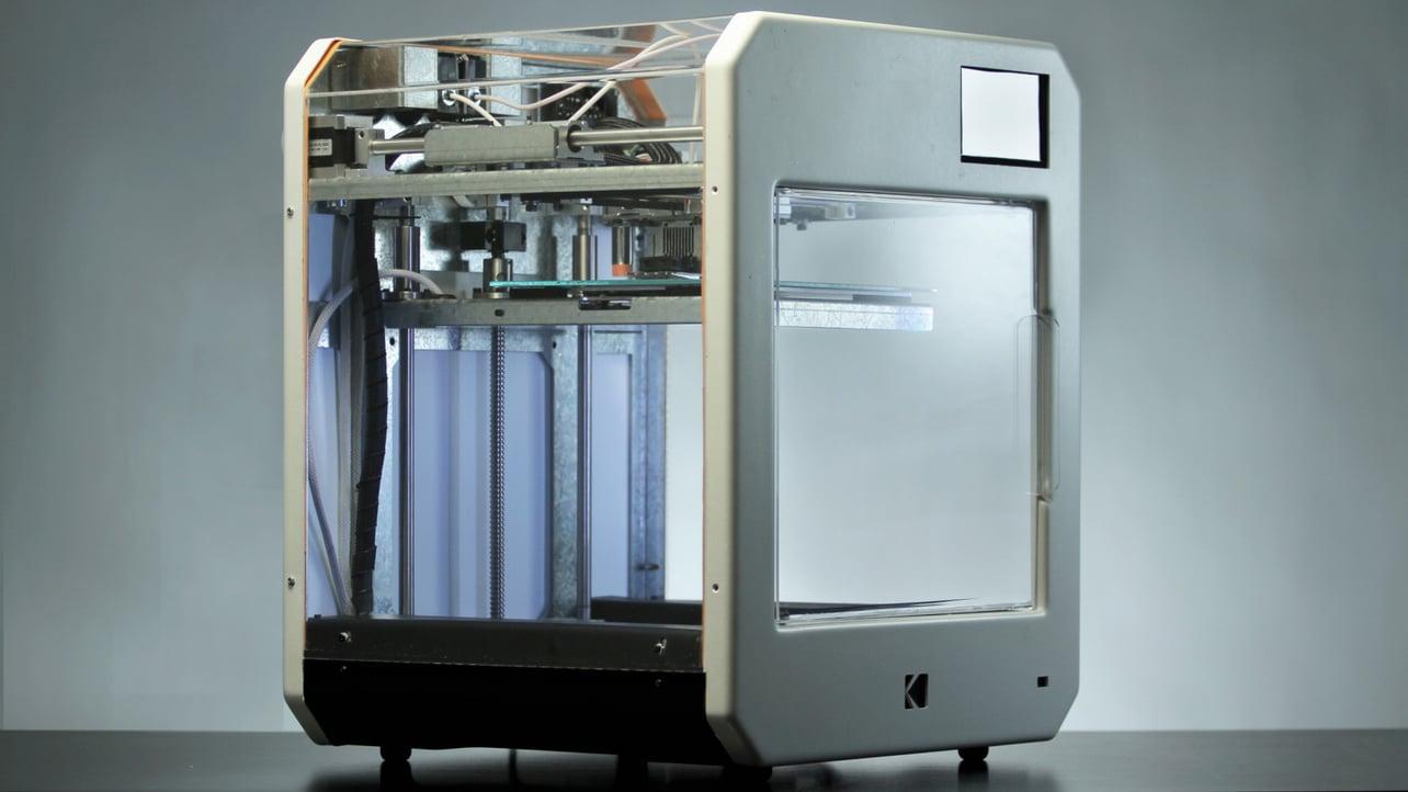 3d Printer For Sale >> Kodak Launches Portrait 3d Printer With Unbeatable Pre Sale
