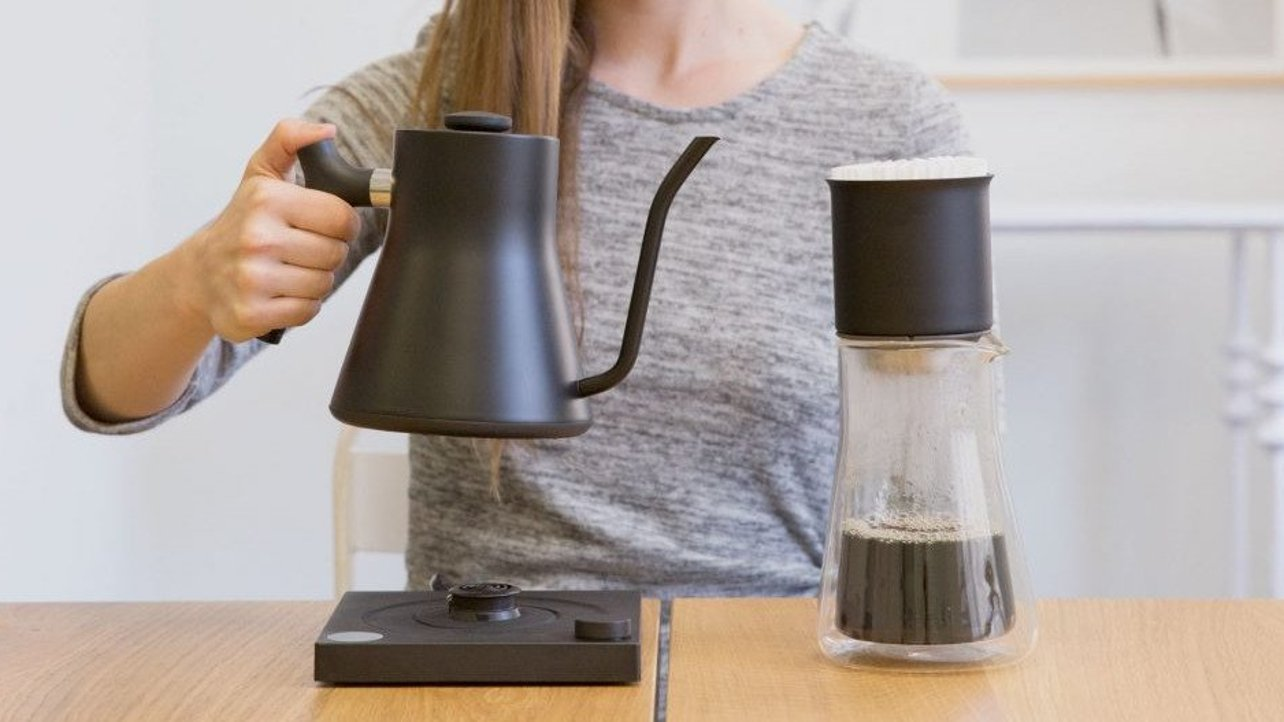 Featured image of Fellow Makes 3D Printed Coffee Brewer Prototypes