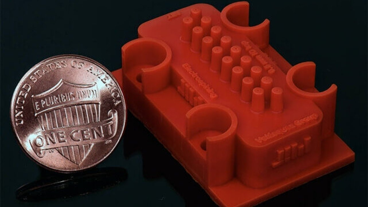 Featured image of MIT Researchers Develop 3D Printed Device to Improve Nanofiber Mesh Production