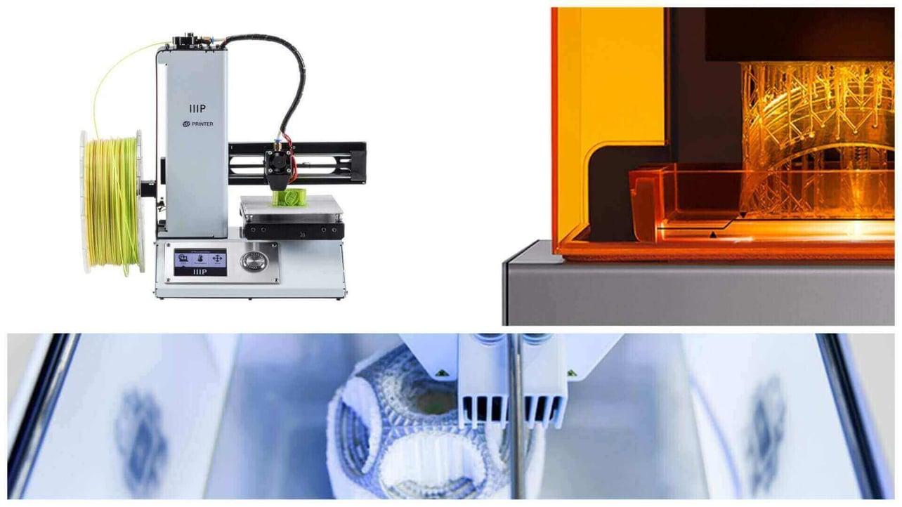 Featured image of 3D-Drucker kaufen: Leitfaden für Einsteiger 2019