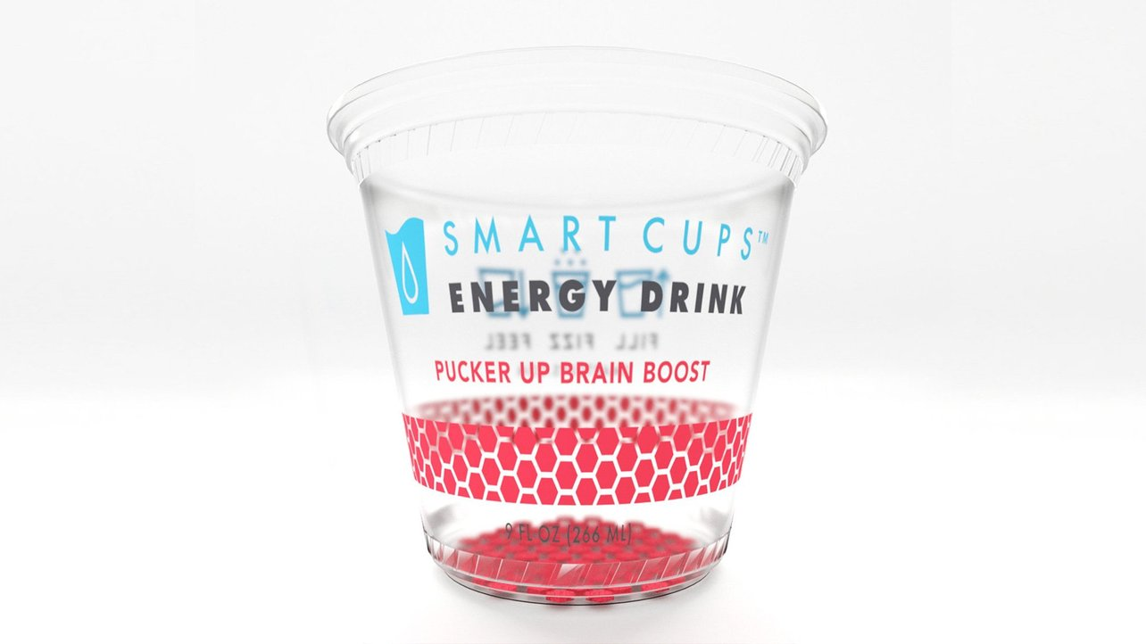 Featured image of Smart Cups Debuts the 3D Printed Energy Drink