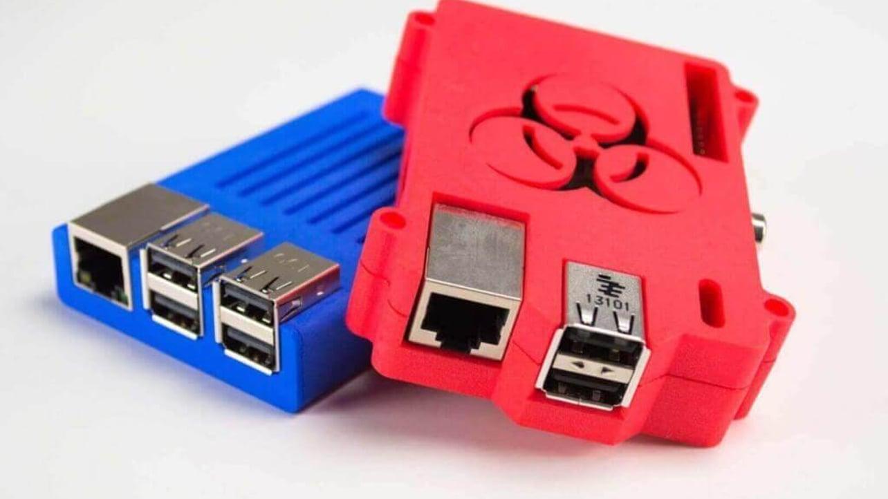 Imagen principal de Carcasas Raspberry Pi que puedes imprimir en 3D